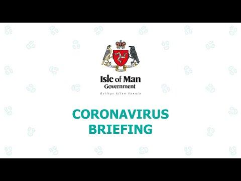 Coronavirus Briefing - 30 October 2020
