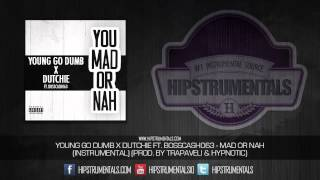 young go dumb dutchie mad or nah instrumental prod by trapaveli hypnotic