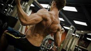 Rutinas de Gimnasio - Entrenamiento de espalda y abdomen para fuerza y definición
