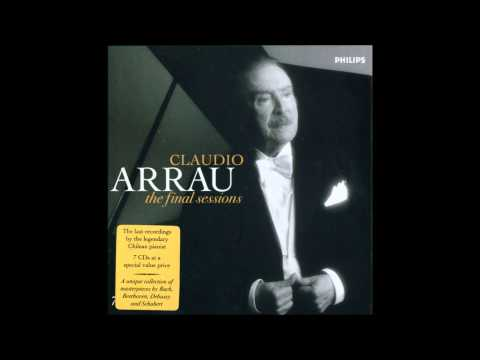 Arrau Plays Bach - Partita N°2 In C Minor, BWV 826