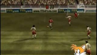 Fifa 07 gameplay xbox