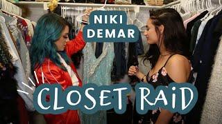Niki DeMartino - Closet Raid