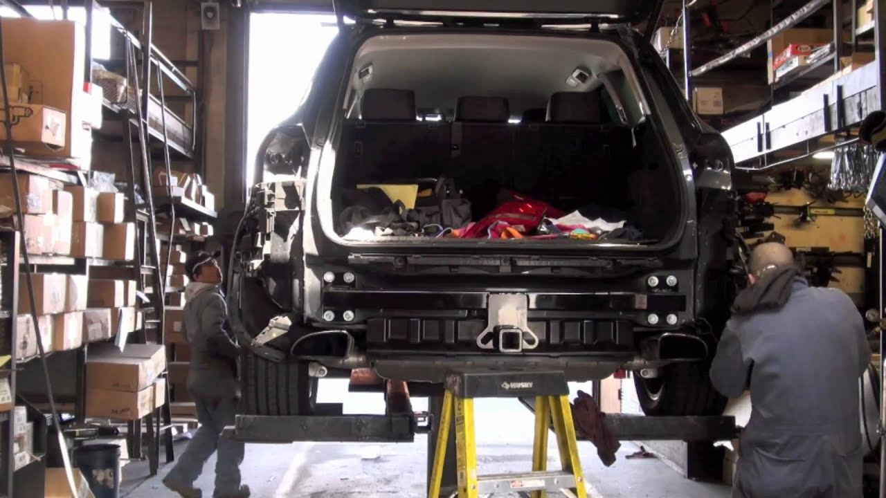 maxresdefault 2011 volkswagen touareg trailer hitch torklift central welding youtube