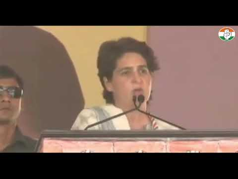 LIVE: Smt Priyanka Gandhi Vadra addresses public meeting in Barabanki, UP