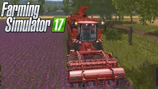I CAVOLI ROSSI #53 - FARMING SIMULATOR 17 SÜDHEMMERN GAMEPLAY ITA