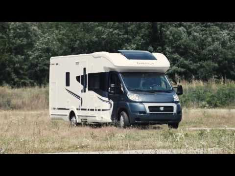 Camping car chausson gamme welcome 2013 doovi - Camping car chausson sweet garage ...