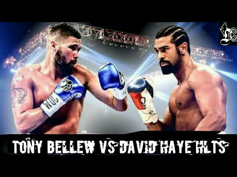 WAR David Haye Vs Tony Bellew Full Length Highlights