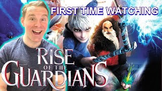 """A Holiday Themed Magical Adventure!!   Rise Of The Guardians Reaction   """"What is your Center??"""""""