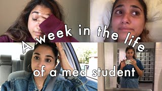 A Week in the Life of a Med Student