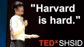 The Unspoken Reality Behind the Harvard GatesAlex ChangTEDxSHSID