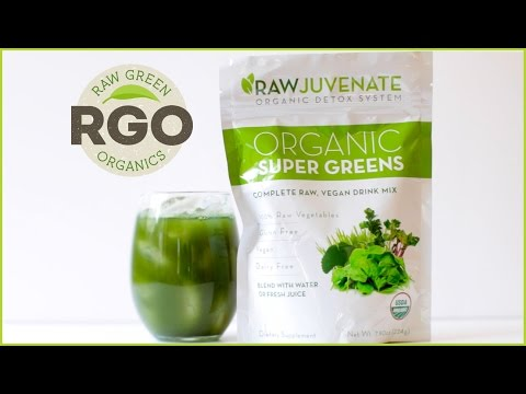 Macro Greens vs Garden of Life Perfect Food Raw from YouTube · Duration:  3 minutes 48 seconds