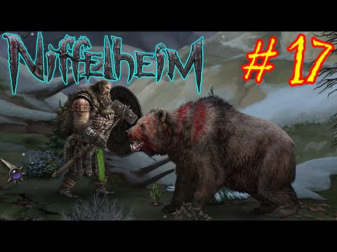 #017 Bär 2 - Olav 1 - Let's Play Niffelheim [GER/HD+/60 fps] |