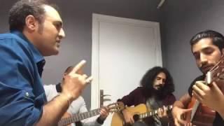 Strange music ebi Littles Performance by Behnam Zoland