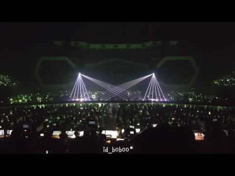 #GOT7 Stage lighting Show at Fly in Bangkok