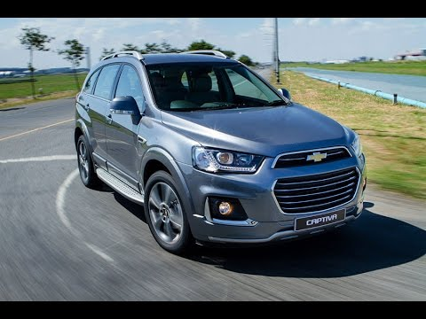 new 2016 chevrolet captiva brings more connectivity and. Black Bedroom Furniture Sets. Home Design Ideas