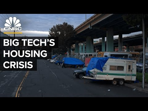Can Big Tech Curb A Housing Crisis It Helped Cause?