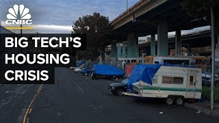 Can Big Tech Curb A Housing Crisis It Helped Cause? Video