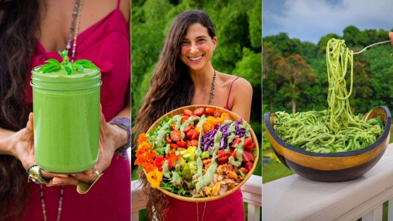 How to Make the Perfect Salad Dressing for ANY Occassion 🌱 Raw Vegan, Oil-Free, Savory & Zero Waste