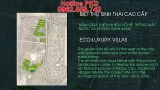 Video giới thiệu tổng quan dự án khu đô thị kim đô, yên phong, bắc ninh