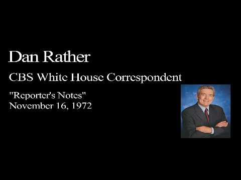 Landon Lecture | Dan Rather - audio only