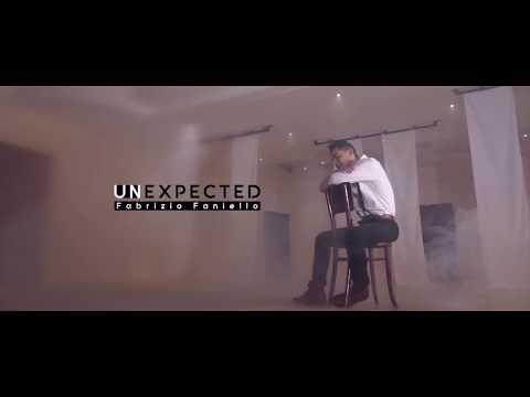 UNEXPECTED - Fabrizio Faniello  (Official Music Video)