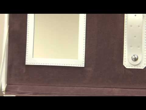 Morelle and Co. - Classic Jewelry Box #A22652