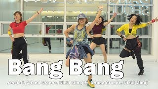 Bang Bang - Jessie J, Ariana Grande, Nicki Minaj ft. Ariana Grande, Nicki Minaj / WZS CREW / Sunny