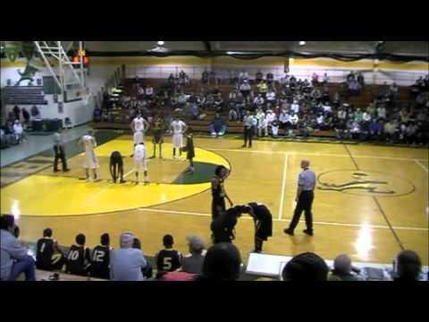 IMANI Christian Academy vs St. Vincent St. Mary 2011-2012 Season