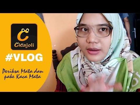 Ngecek Mata di RS Mata SMEC Pekanbaru, hasilnya ??!
