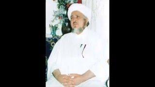 الشيخ السيد محمد بن علوي المالكي |  قصيدة البردة للإمام البوصيري | Qasida Burda | Alawi al-Maliki