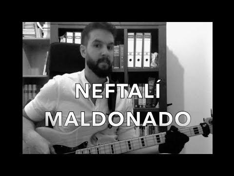 Neftalí Maldonado Eagle Bass Project Sire Bass Marcus Miller Emerald city cover Brian Simpson