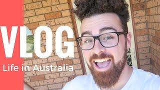 VLOG: Life in Australia & Meal Prep Teaser