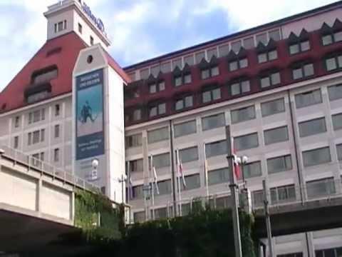 Hilton Vienna Danube - formerly Scandic Crown Hotel Wien
