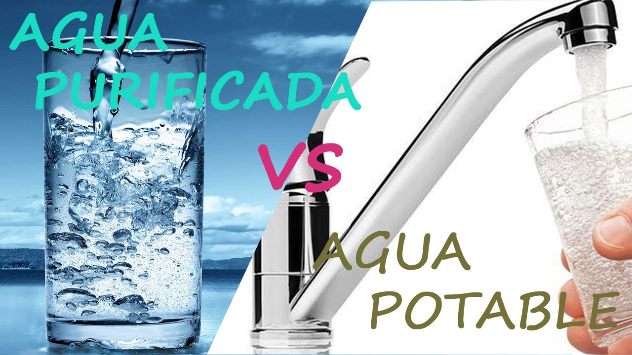 Agua potable vs agua purificada cual prefieres youtube for Fabrica de estanques de agua