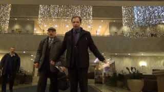 Заселение делегации в Президент отель(, 2014-03-20T16:16:11.000Z)