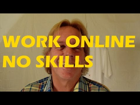 Colin Asked, Folks Who Work Online Jobs? Get Paid, Anyone Can Do? #workonline