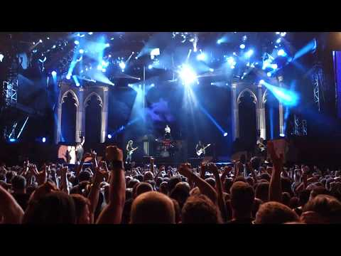 Iron Maiden - Hallowed Be Thy Name Live @ Letnany Airport Prague 20.6.2018