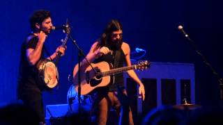 "Avett Brothers, ""Talk on Indolence"" nTelos Wireless Pavilion, Portsmouth VA., 6.22.13"