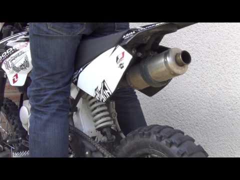 Tutoriel n°1 | Comment enlever le silencieux de sa dirtbike !