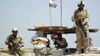 أخبار عربية: قوات مكافحة الإرهاب تستعد لعبور نهر دجلة