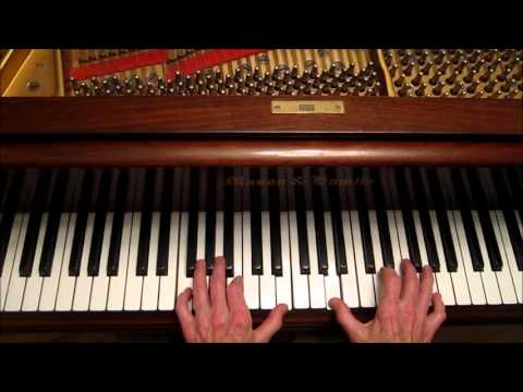 """""""Summertime"""", (Part 1), The Modern Sound of Modal Jazz, Piano Tutorial"""