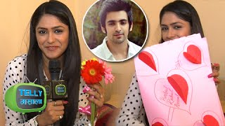 Bulbul Plans A Valentine Surprise For Purab ♥ Kumkum Bhagya