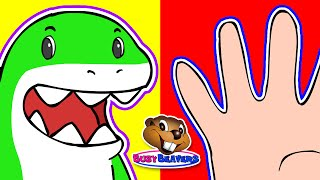 Finger Family Sharks | Fun Children's Song, Surprise Eggs, Catchy Song Video, Preschool Education