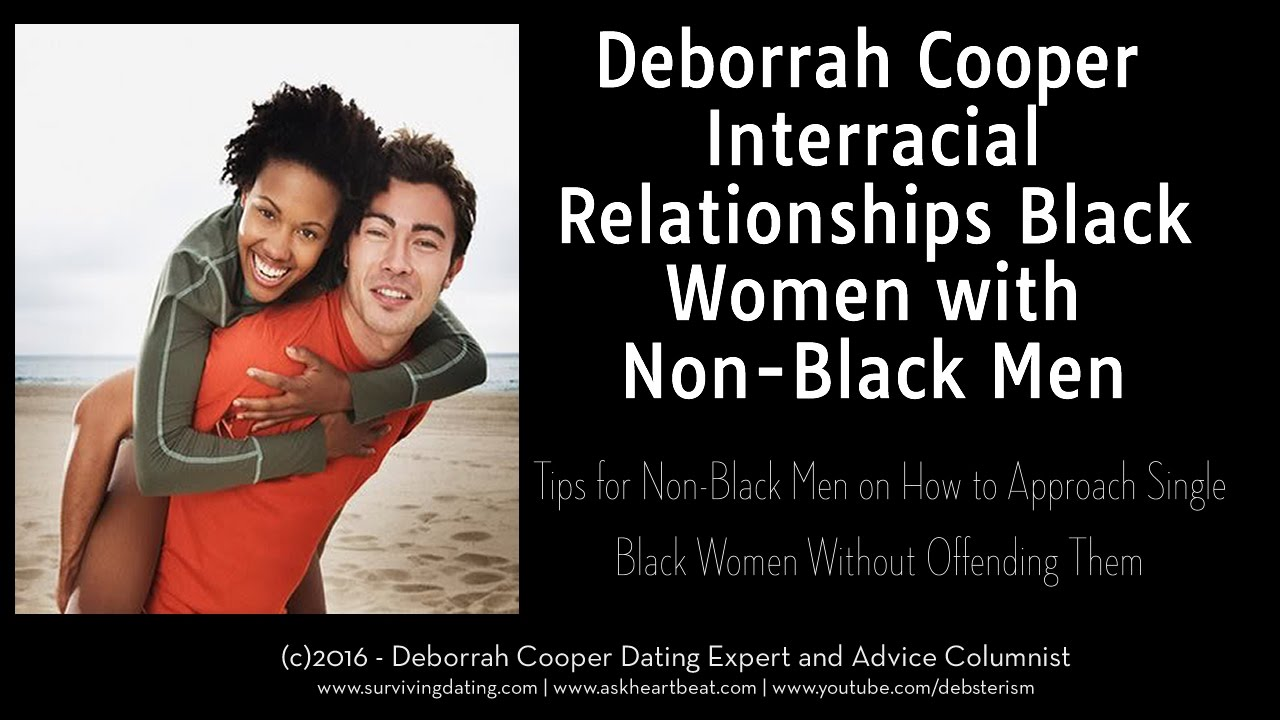 Interracial Relationships - Single Black Women With Non -2271
