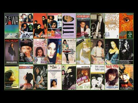 40 Hits Terbaik Indonesia 1992