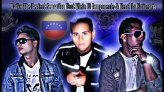 Mas Que Amigos Raiko The Perfect Sensation ft Klein El Componente y Yeral La Eminencia.wmv