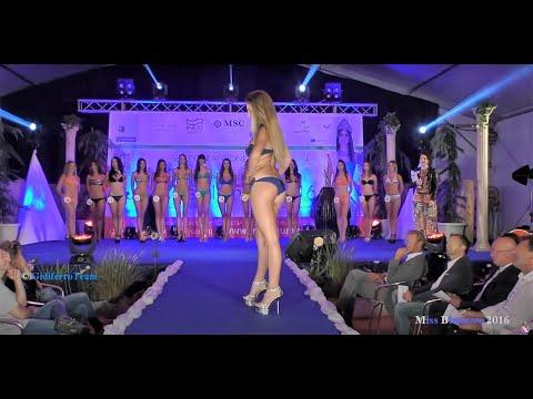 Miss Blumare 2016 Miss Cittadella-Sfilata Casual e Bikini