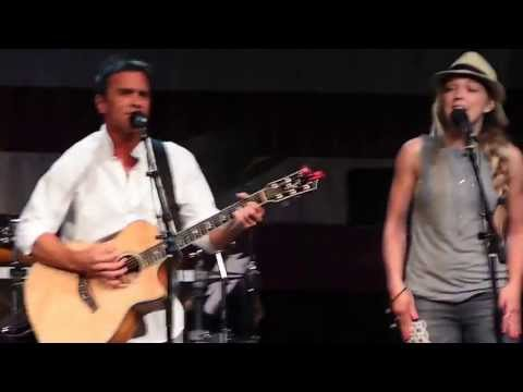 Scott & Emily Reeves performing Made in America 6513