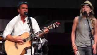 Scott & Emily Reeves performing Made in America 6/5/13