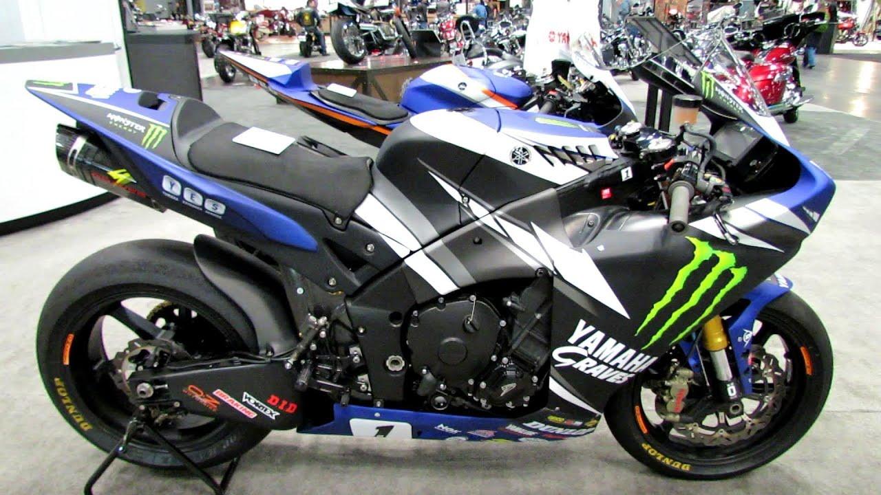 2013 Yamaha YZF-R1 American SuperBike Series - Walkaround ...